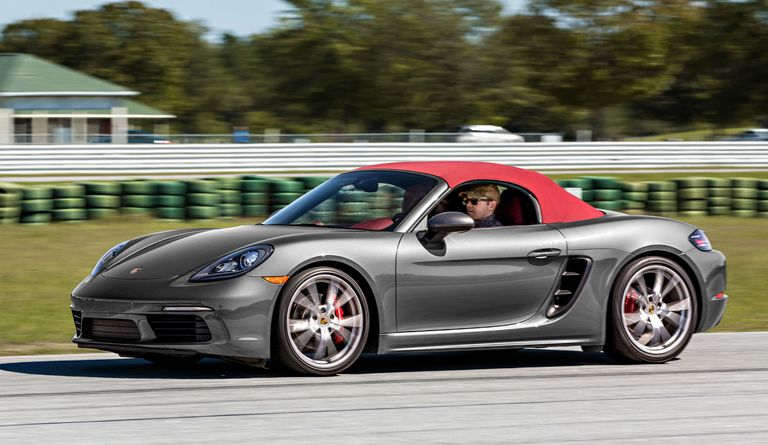 When Is a Porsche Not Really a Porsche?
