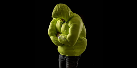 Sleeve, Standing, Jacket, Hood, Hoodie, Sweatshirt, Parka, Polar fleece,