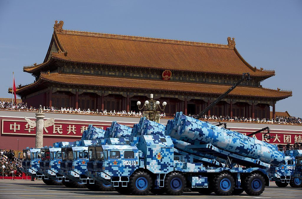 New Chinese Microwave Weapon Can Short Out IEDs and Tanks