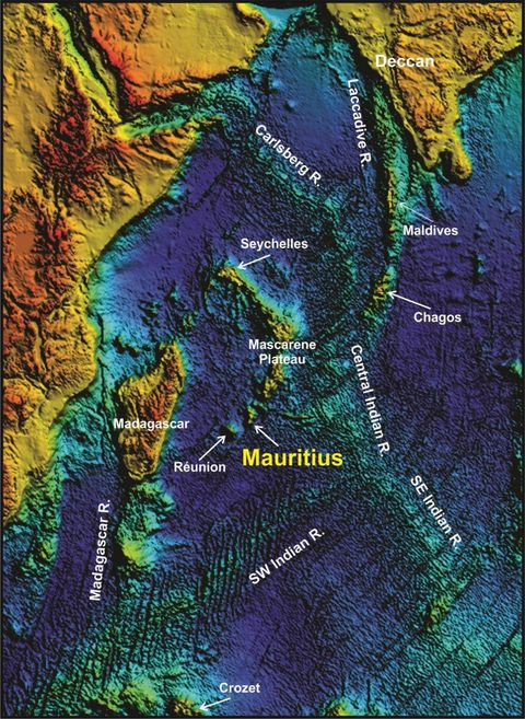 Scientists Found a 'Lost' Continent in the Indian Ocean