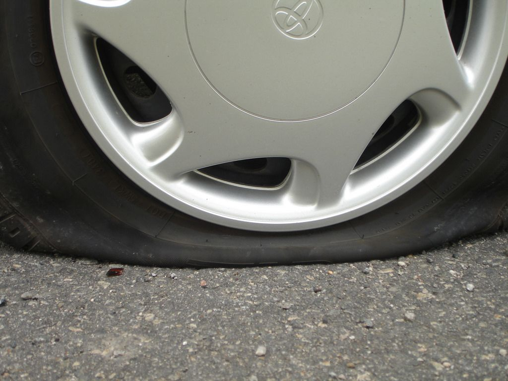 How To Change A Tire Step By Step Changing A Flat Tire
