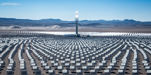 Solar Is Conquering the Grid