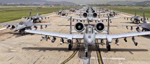 Airplane, Aircraft, Aviation, Military aircraft, Jet aircraft, Fighter aircraft, Aerospace engineering, Aerospace manufacturer, Air force, Fairchild republic a-10 thunderbolt ii,