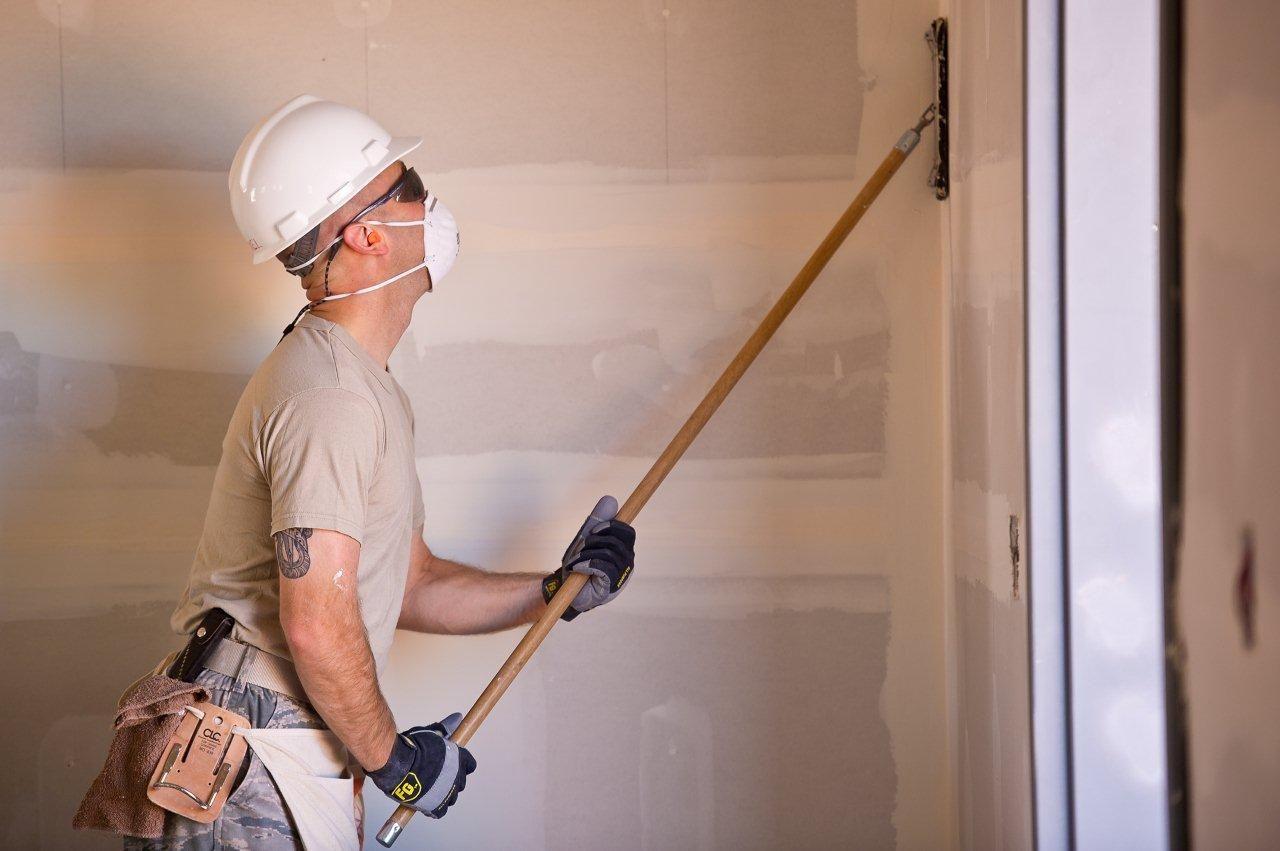 How To Repair Drywall Drywall Repair Tips Sheetrock Repair