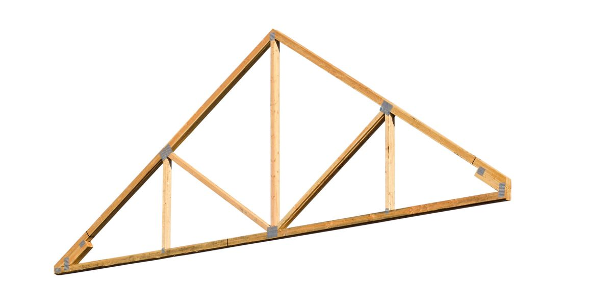 What Is Wood Truss Roof Construction Anyway