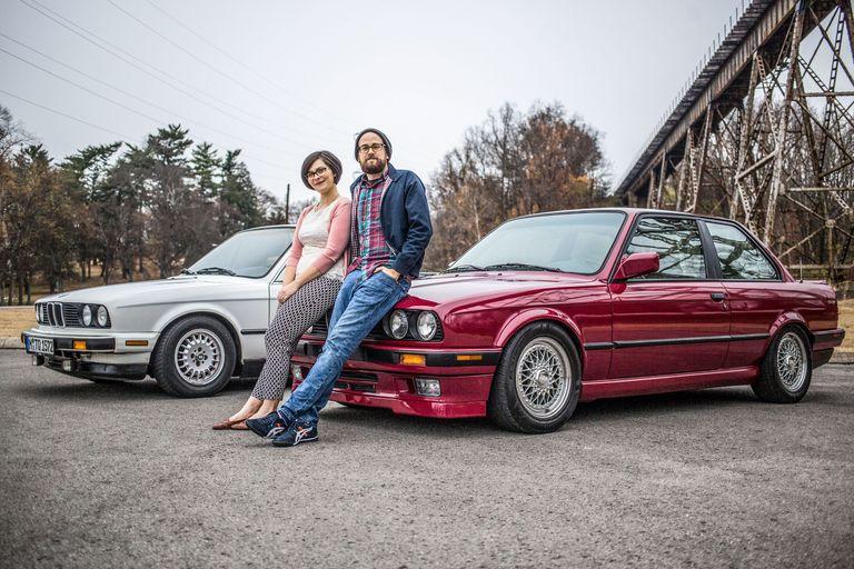 My Ride The BoxyButBeautiful BMW I - 1991 bmw
