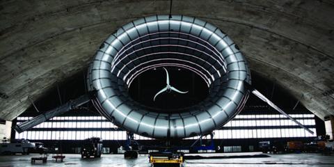 High-Altitude Wind Turbine