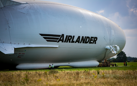 Hybrid Air Vehicle Airlander
