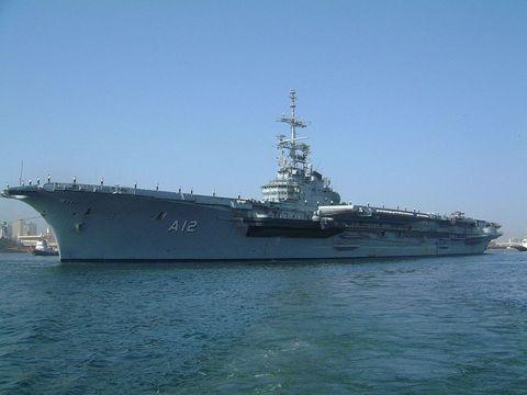 Watercraft, Water, Naval ship, Boat, Horizon, Naval architecture, Warship, Liquid, Navy, Aircraft carrier,