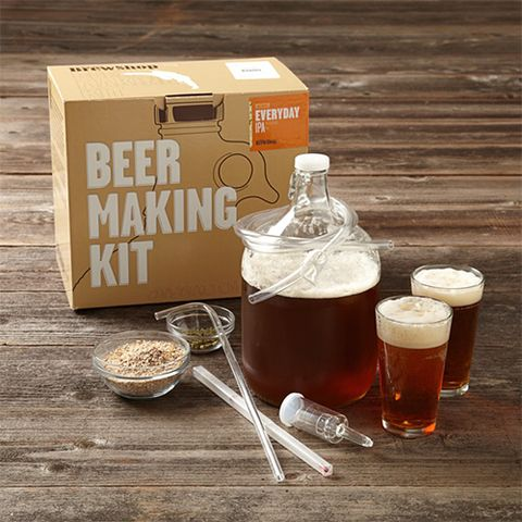 how to make beer brew beer at home