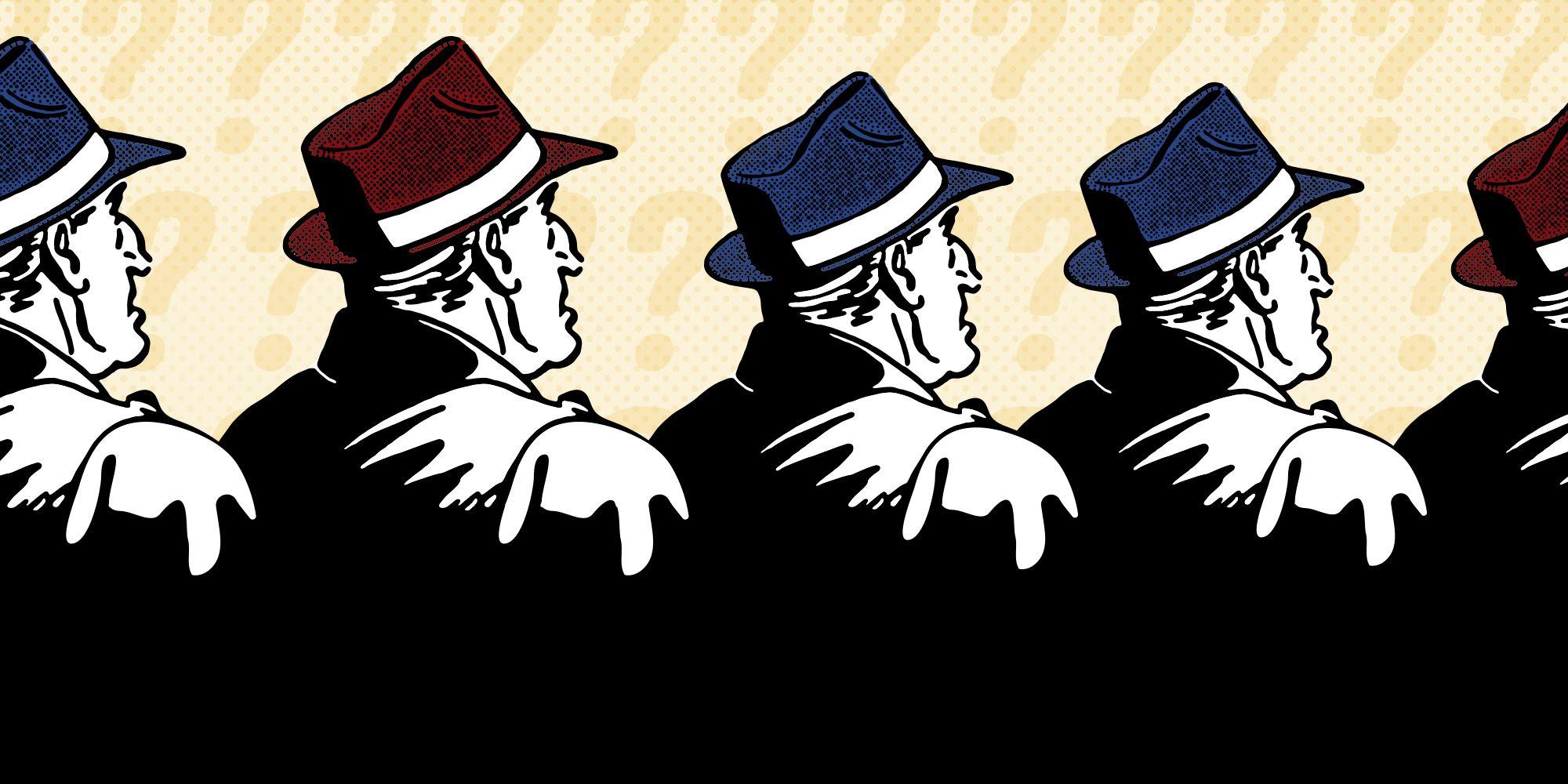 WEARING TOO MANY HATS? – Nun Tuck's Almanac