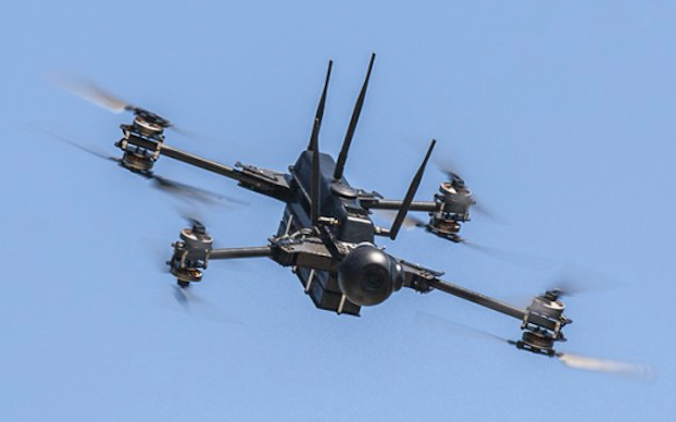 Ukraines Drone Army Was Born In A Crucible Of Conflict