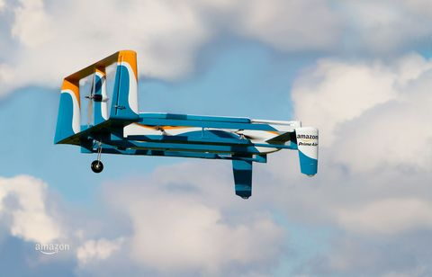 9 Things to Know About Amazon Prime Air Drone Delivery Service