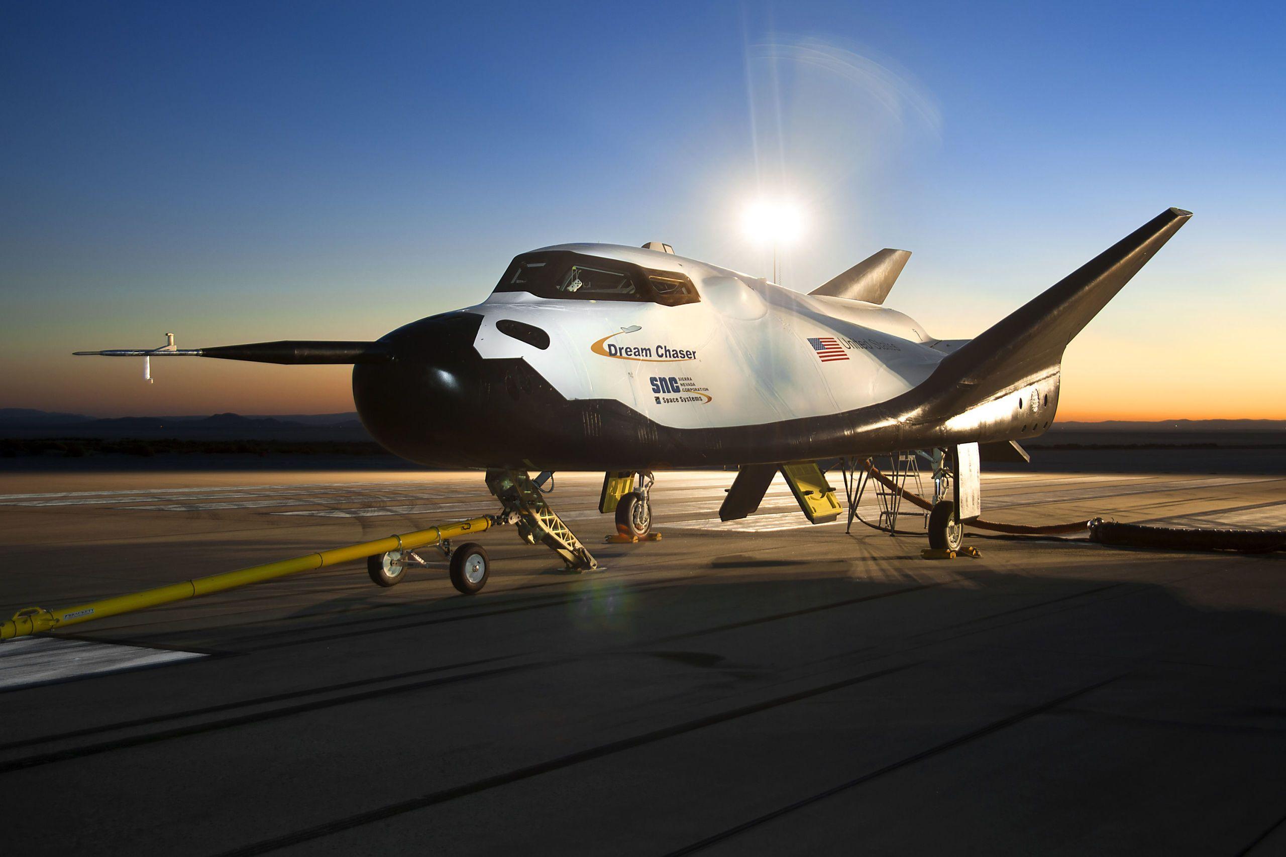 Sierra Nevada Dream Chaser Spaceplane Makes Important Flight Test
