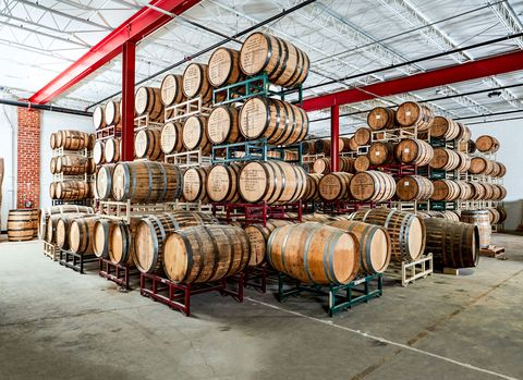 The Whiskey Makers Who Are Discovering New Flavors in Old Barrels