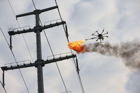 Sky, Line, Aircraft, Aerobatics, Parallel, Air show, Pollution, Flight, Smoke, Aviation,