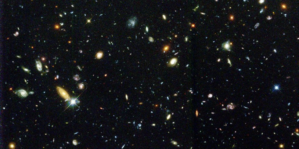 Let the Hubble Deep Field Remind You Just How Small You Are