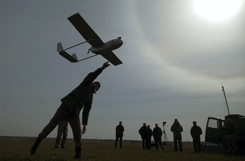 Ukraine's Drone Army Was Born In a Crucible of Conflict