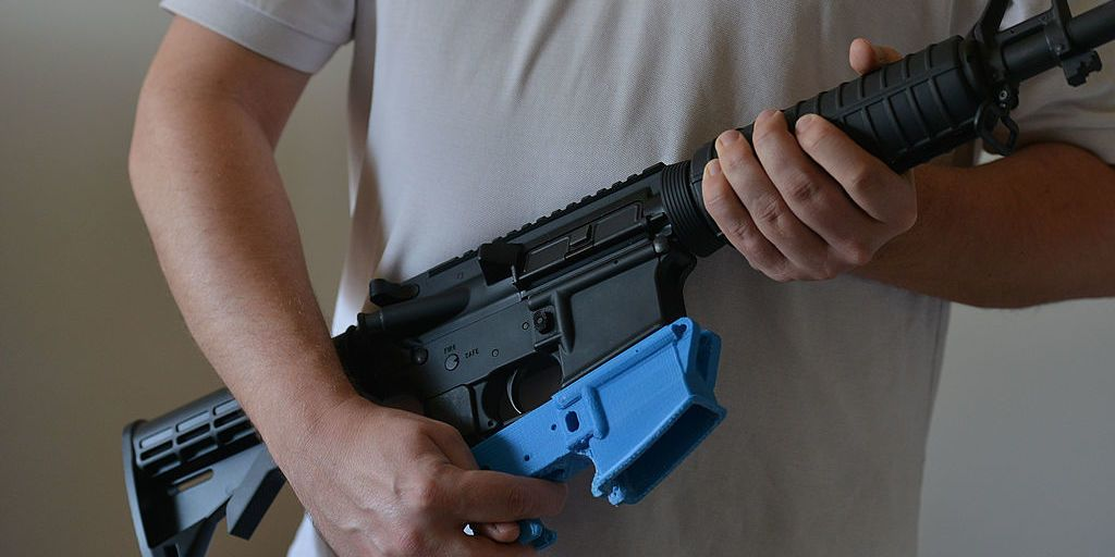 Man Gets Three Years In Prison for Selling 3D-Printed Gun Parts