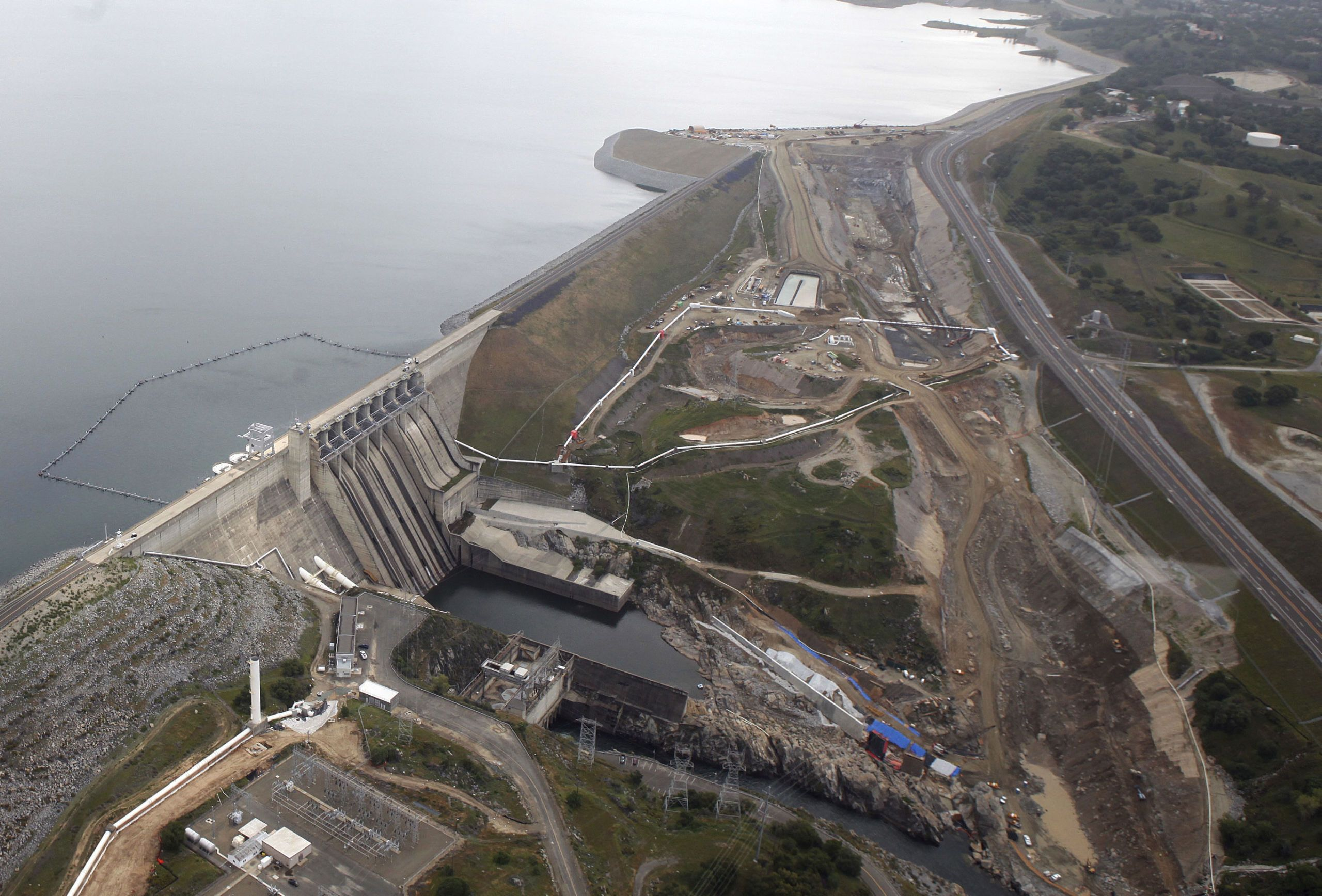 A Tale of Two Dams