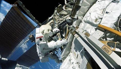Spacecraft, Space station, Vehicle, Astronaut, Space, Satellite,