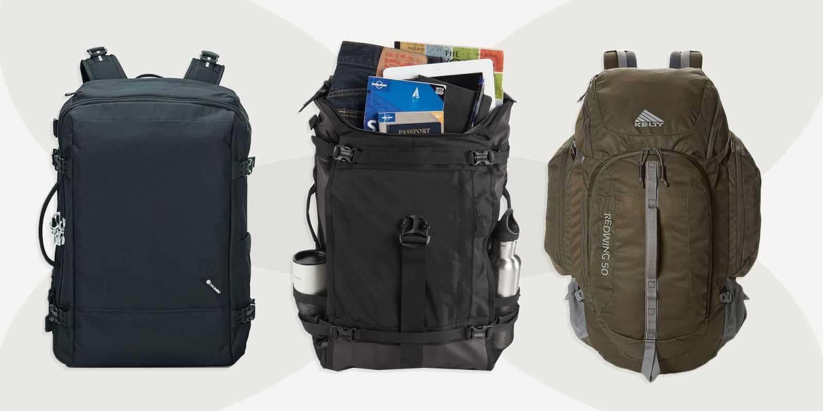 11 Travel Backpacks Made for Exploring the World
