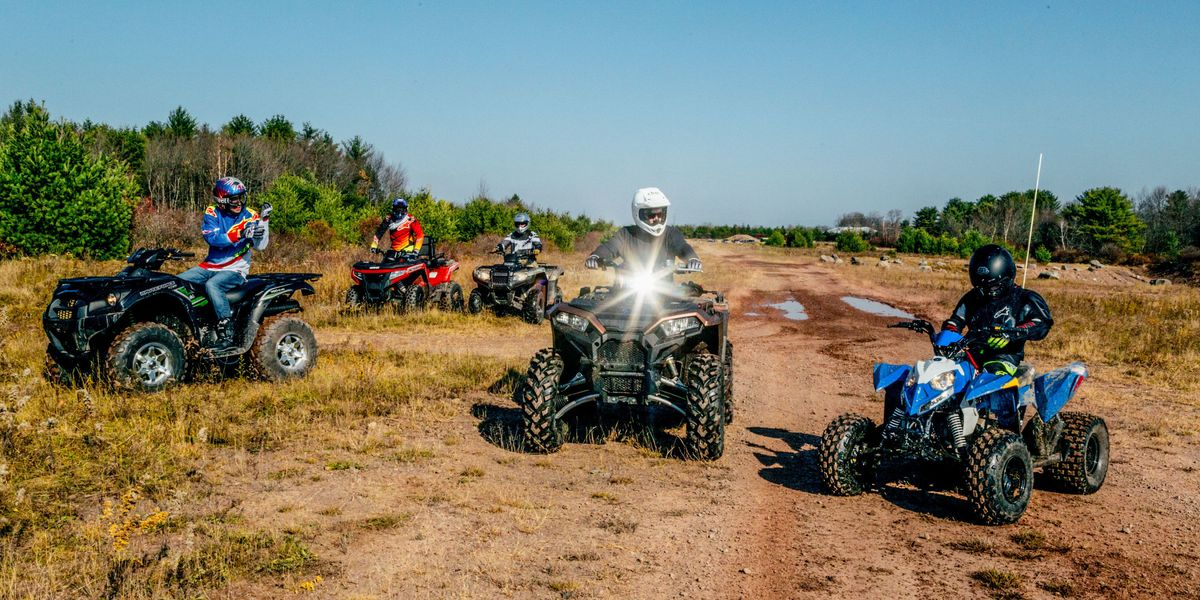 This Is Why We Love ATVs