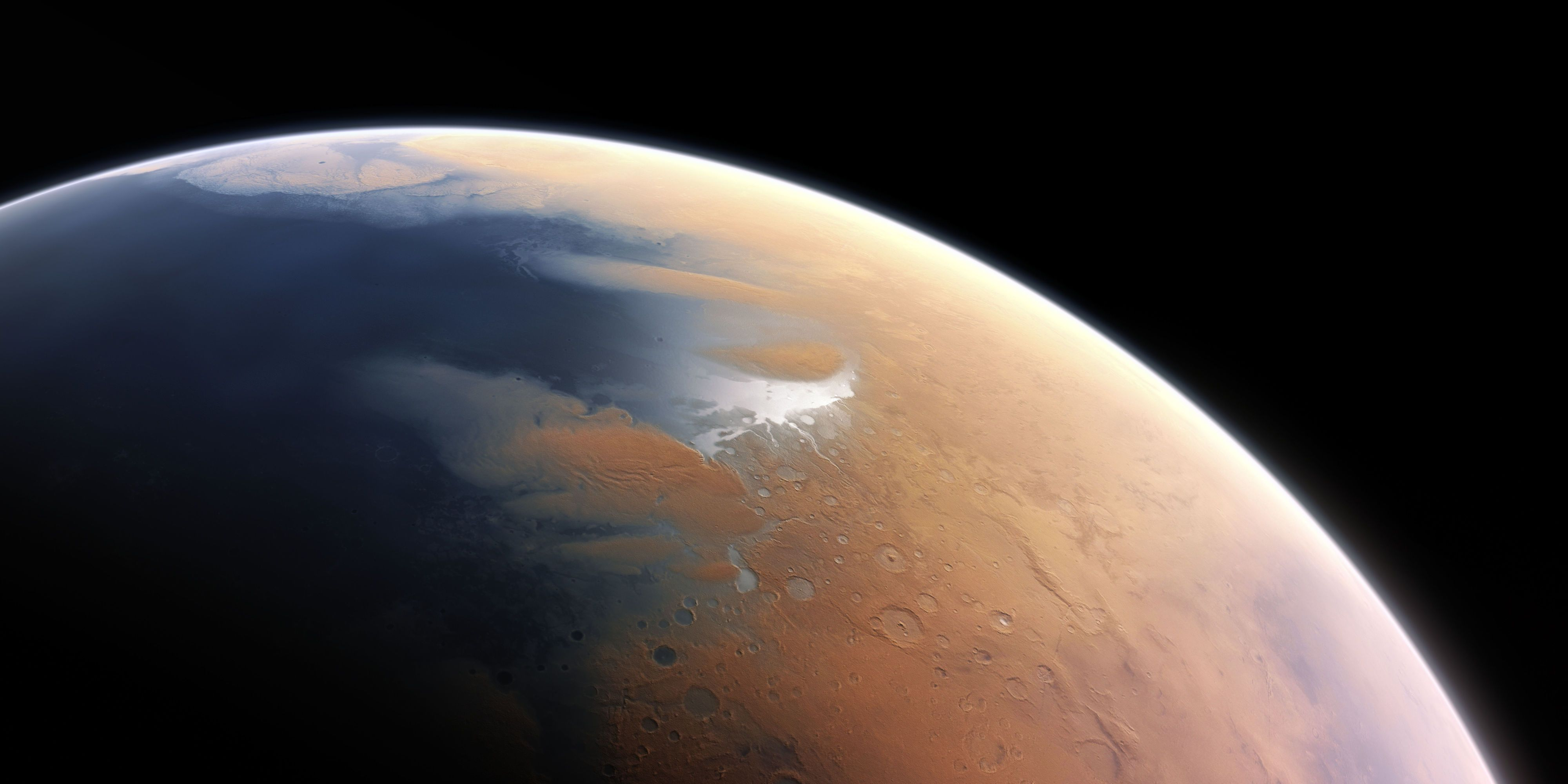 NASA Considers Magnetic Shield to Help Mars Grow Its Atmosphere