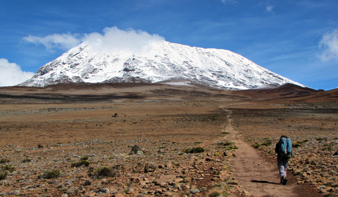 Mountainous landforms, Mountain, Wilderness, Highland, Sky, Hill, Ecoregion, Mountain range, Fell, Plateau,
