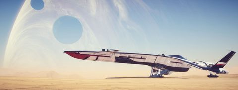The Art and Science of Making a Believable Sci-Fi Spaceship