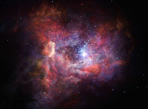 Oldest Stardust