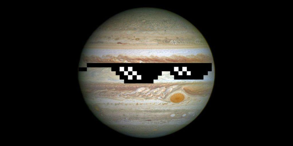 Jupiter Is a Jerk
