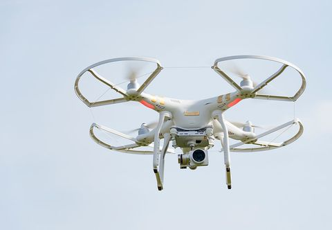 DJI Deactivates Its Drones in Parts of Iraq and Syria