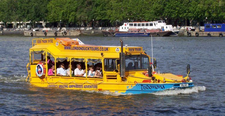 10 Weird Boats Weirding It Up Across The Sea