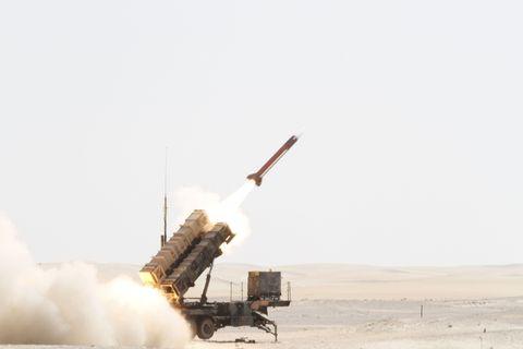 Missile, Vehicle, Rocket, Smoke, Aircraft, Dust,
