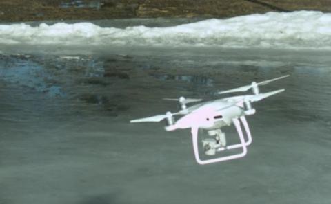 slo-mo drone