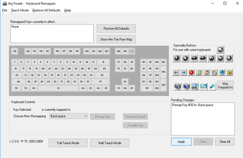 How to Change Caps Lock to Backspace in OS X, Windows, Ubuntu