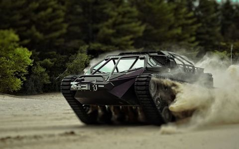 The Army Can't Figure Out What To Do With The Ripsaw