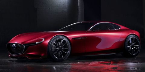 Mazda Patented a New Rotary Engine—For Hybrids