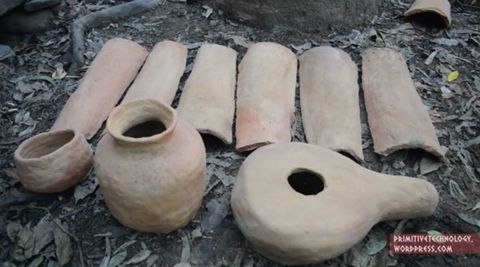 Clay, Pottery, earthenware, Creative arts, Natural material, Artifact, Still life photography, Craft, Building material, Ceramic,