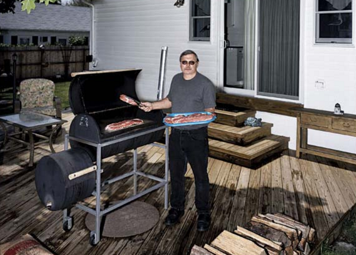 How To Build A Smoker For Your Backyard Diy Bbq Plans