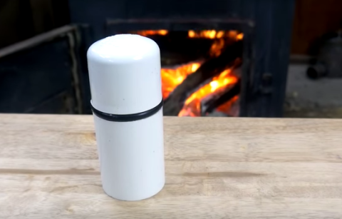 A Simple PVC Air Piston Enables All Sorts of Cool Projects