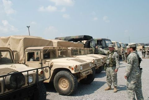 Vehicle, Military, Mode of transport, Army, Military vehicle, Soldier, Humvee, Car, Motor vehicle, Transport,