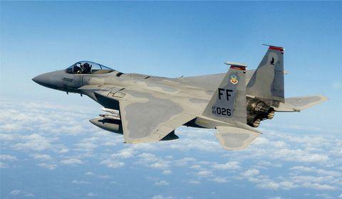 Aircraft, Airplane, Military aircraft, Aviation, Jet aircraft, Mcdonnell douglas f-15e strike eagle, Fighter aircraft, Air force, Vehicle, Mcdonnell douglas f-15 eagle,