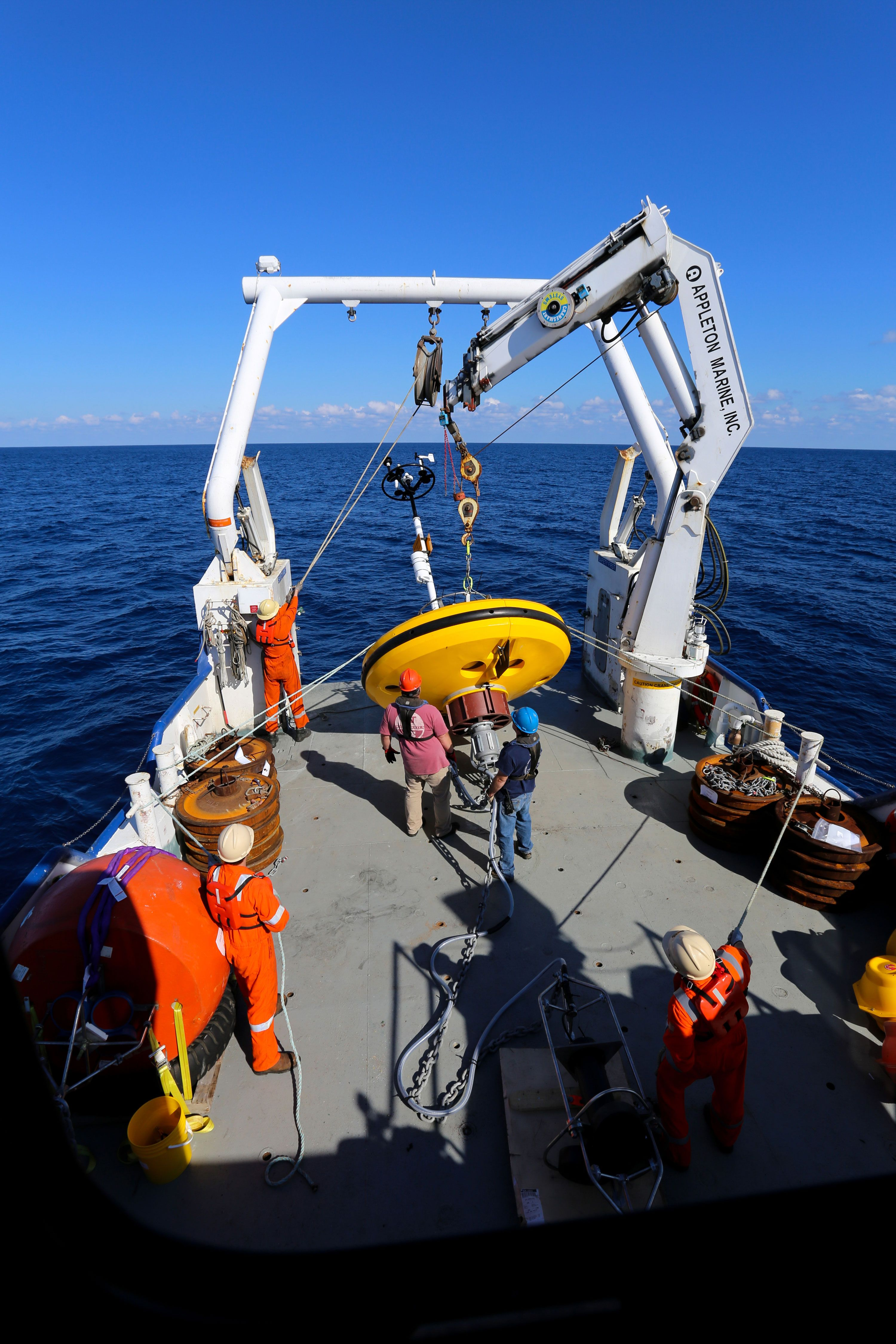 Unlocking the Secrets Buried Deep in the Gulf of Mexico