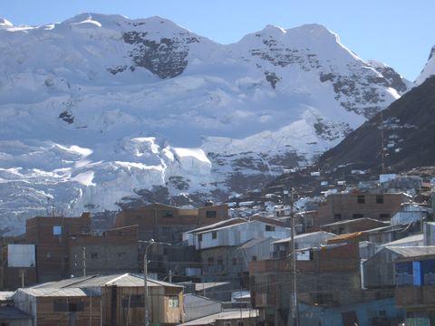 Mountainous landforms, Mountain, Mountain village, Mountain range, Hill station, Winter, Alps, Snow, Massif, Village,