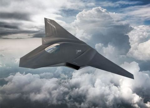 The F-22 Raptor's Replacement Is Starting to Take Shape