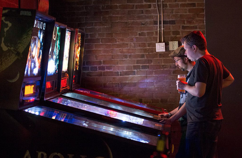 How to Make a Modern Pinball Machine