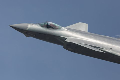 How Good Is China's New J-20 Stealth Fighter?