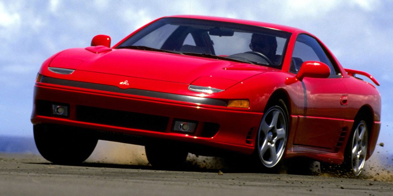 10 Dream Cars of the '90s That Are Now Affordable